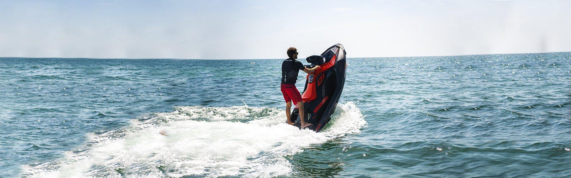 Жизнь в стиле Sea-Doo!